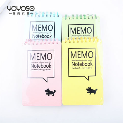 YOYOSO Candy Notebook-