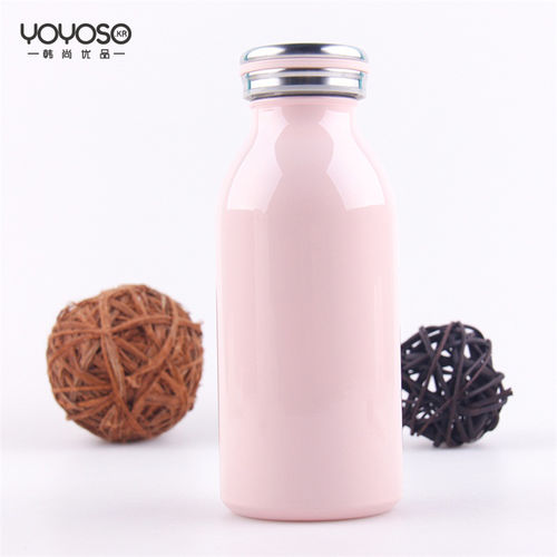 Milk Bottle Vacuum Cup-