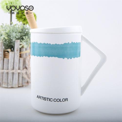 YOYOSO European Style Office Ceramic Cup-