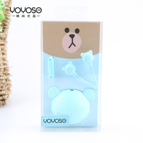YOYOSO Bear Protable Headset-