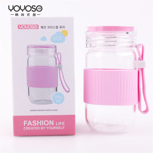 YOYOSO Colorful lid Fashionable Cup-