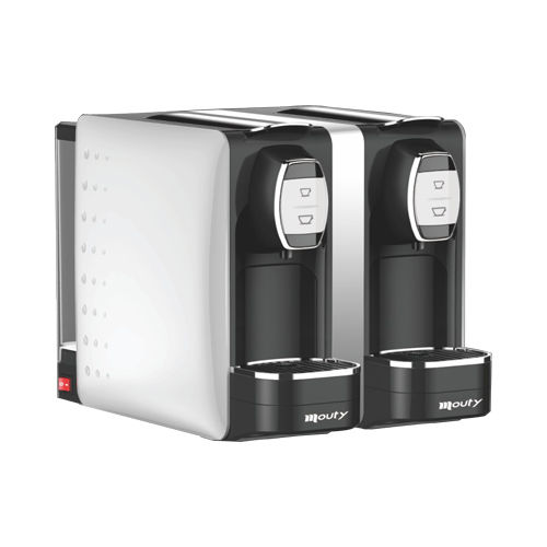 Coffee machine-ZNCM203M-2in1