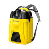 Back Pack Dry Vacuum Cleaner -ZN1301
