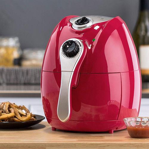 Air Oilless Fryer -red -ZNAF1501-R