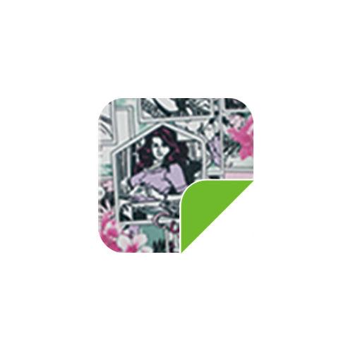 P025Voluptuous Lady/Green-P025Voluptuous Lady/Green