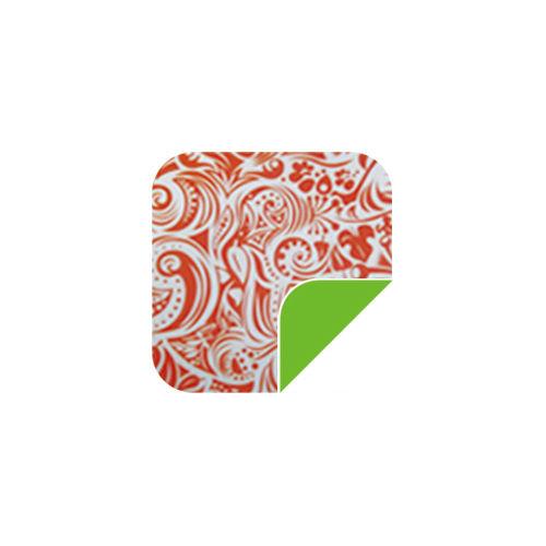 P038orange Totem/Green-P038orange Totem/Green