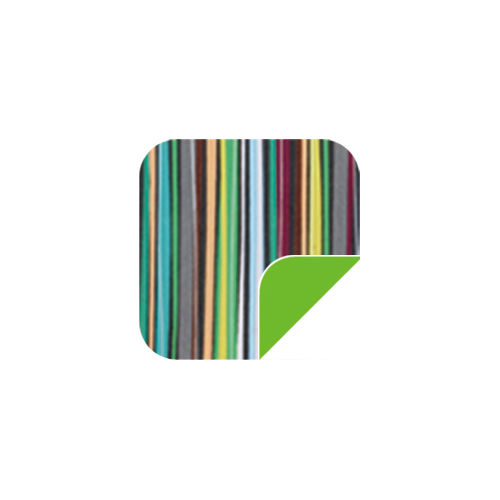 P013 Green Stripes/Green-P013 Green Stripes/Green