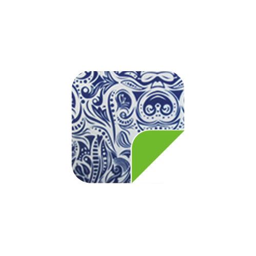 P039Blue Totem/Green-P039Blue Totem/Green