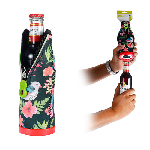 Bottle Cover With Opener-FR-B035