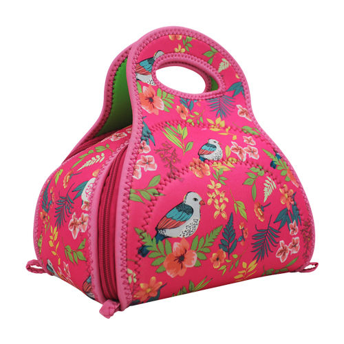 Multi-function Flat Lunch Bag-FR-W017