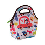 Freeman Gourmet Getaway Neoprene Lunch Tote: Childhood Car -FR-W010