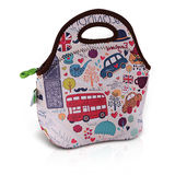 Freeman Gourmet Getaway Neoprene Lunch Tote: Childhood -FR-W010