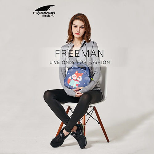 FREEMAN FOX LUNCH TOTE-FR-W010